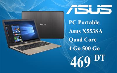 pc portable ASUS X553SA