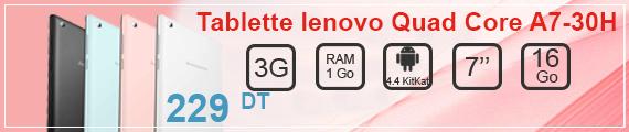 tablette lenovo quad core